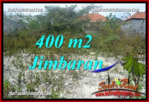 FOR SALE Magnificent PROPERTY 400 m2 LAND IN JIMBARAN UNGASAN BALI TJJI131