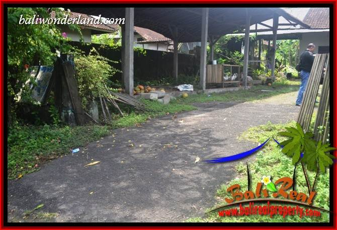 600 m2 Land in Tabanan Bali for sale TJTB400