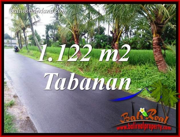 Exotic Property Land sale in Tabanan TJTB404