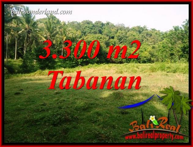Beautiful Property Land in Tabanan Bali for sale TJTB413