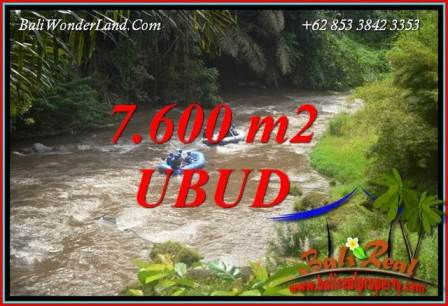 Exotic Land in Ubud Bali for sale TJUB705