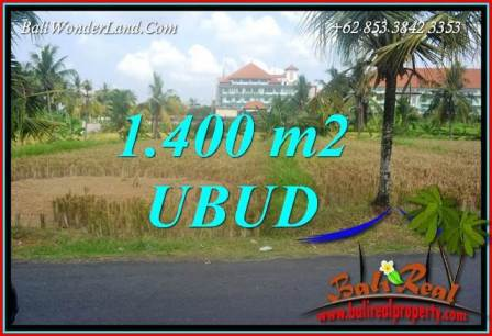FOR sale Exotic Property Land in Ubud TJUB709