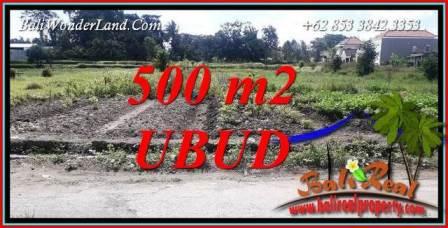 FOR sale Beautiful Land in Ubud Bali TJUB720