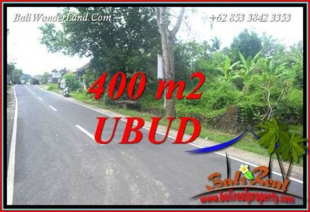 Magnificent Land sale in Ubud TJUB725