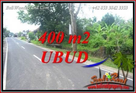 Exotic Ubud Bali Land for sale TJUB725