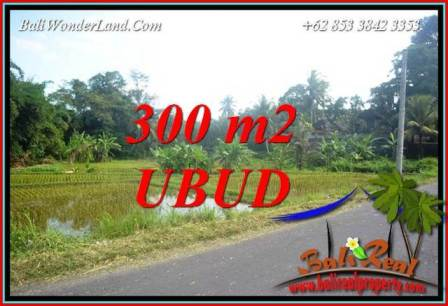 Affordable 300 m2 Land for sale in Sentral Ubud TJUB730