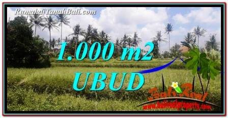 Beautiful PROPERTY LAND FOR SALE IN UBUD BALI TJUB754