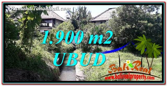 LAND FOR SALE IN UBUD TJUB759