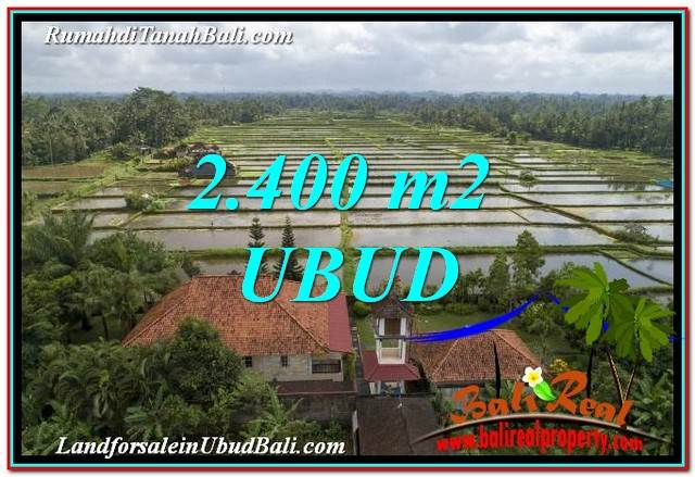 Ubud Pejeng BALI LAND FOR SALE TJUB761
