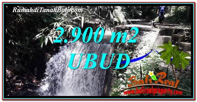 Exotic PROPERTY UBUD LAND FOR SALE TJUB762