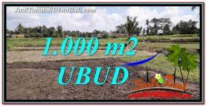 Beautiful PROPERTY 1,000 m2 LAND FOR SALE IN Sentral Ubud BALI TJUB765