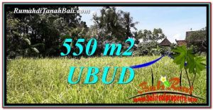 Magnificent PROPERTY LAND IN UBUD BALI FOR SALE TJUB766